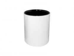 11oz Pencil Holder (Black)