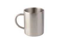 15oz Stainless Steel Mug (MOQ: 200pcs)
