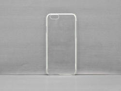 3D iPhone 6 Cover(Coated,Clear Glossy) MOQ:1000pcs