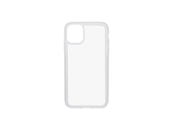 Capa Iphone 11   (Borracha, Transparente)