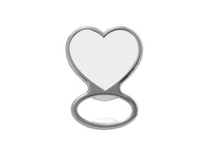 Heart Shape Bottle Opener (5*6.5cm)