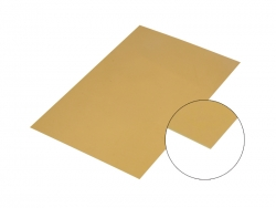 Aluminum Mirror Board, Gold 60*120