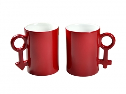 10oz Couple Color Changing Mugs