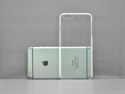 Capa 3D iPhone 6 Plus (Sublimável, Transparente, Brilho)