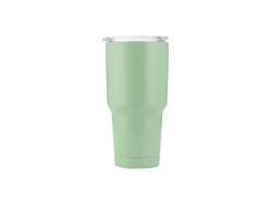 30oz Stainless Steel Tumbler(Green)