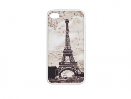 Rubber iPhone 4/4S Cover