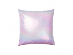 Gradient Pillow Cover (Light Purple, 40*40cm)