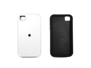 TPU 2 in 1 iPhone 4/4S Cover