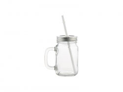 14oz Mason Jar(Clear)