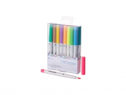Craft Express Joy Fabric Markers (18 Colors)