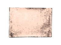 21*28cm Flip Sequins Adhesive (Rectangle, Champagne w/ White)