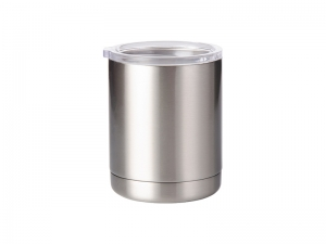 10oz/300ml Stainless Steel Lowball