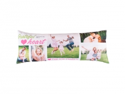 Sublimation Pillow Cover (Microfiber, 45*120cm)