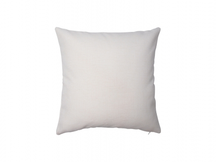 Sublimation Linen Pillow Cover (40*40cm)