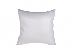 Glitter Square Shape Pillow Cover (40*40cm,Silver)