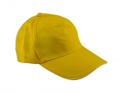 Cotton Cap (Yellow)