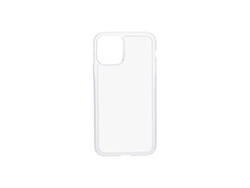 Capa Iphone 11 Pro   (Borracha, Transparente)