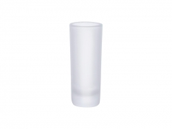 3oz Shot Glass Mug (Frosted)
