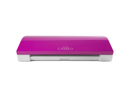 "Silhouette Cameo 12"" Cutting Machine (Deep Pink)"