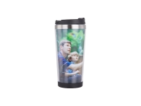 450ml Stainless Steel Tumbler with Photo Insert