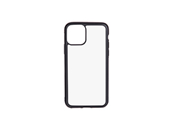 Capa Iphone 11 Pro    (Borracha, preto)