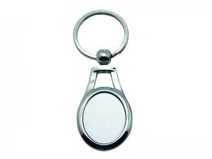 Oval Key Ring YA92