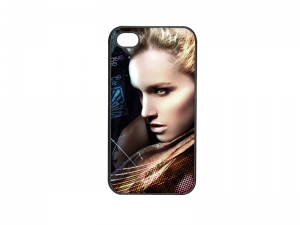 Burnished  Plastic iPhone 4/4S Cover