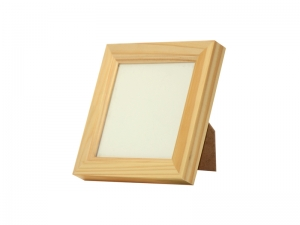 "4.25""*4.25*Functional Photo Frame"