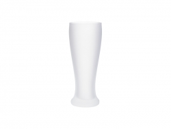 20oz/600ml Tulip Pint Beer Glass (Frosted)
