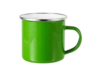 12oz Enamel Mug (Green)