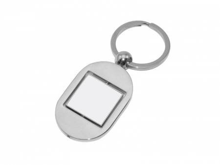 Key Ring (Rotating Square)