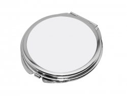 Round Shaped Compact Mirror(6.2*6.6cm)