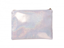 Champagne Glitter Pencil/Makeup Case(16.5*23cm)