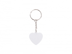 Plastic Dog Tag (Heart, 35*35*2mm)