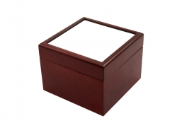 Jewelry Box(4*4, Brown)