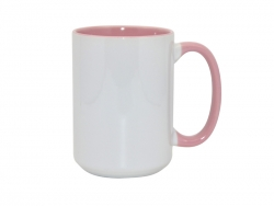 15oz Inner Rim Color - Pink