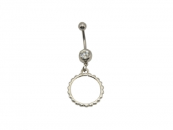 Belly Button Ring(Round)