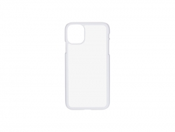 iPhone 11 Pro Cover (Plastic,Rubber,White, Black, Clear)