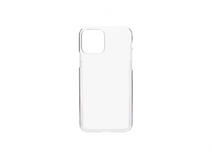 iPhone 11 Pro Cover (Plastic, Clear)