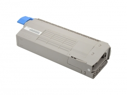 OKI C711WT Printer Toner(White)