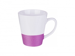 Caneca Base Colorida 12oz (Roxo)