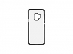 Samsung Galaxy S9 Cover (Plastic, Black)