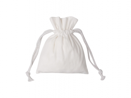 Sublimation Drawstring Gift Bags (12*17cm, Canvas)