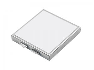 Square Shaped Compact Mirror(5.5*5.5cm)