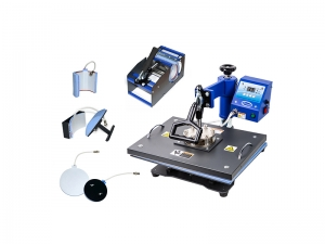 Combo Heat Press (6-in-1)