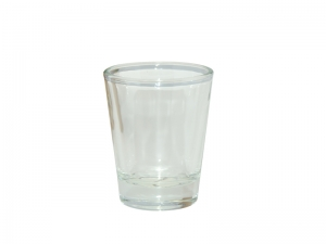 1.5oz Shot Glass Mug (Clear)