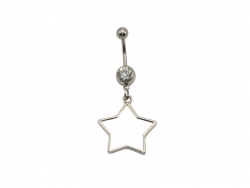 Belly Button Ring(Star)