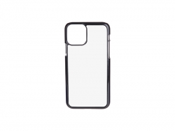 iPhone 11 Pro Cover (Plastic, Black)