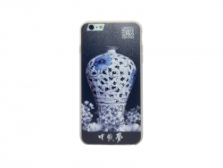 UV Printing Plastic iPhone 6 Plus Cover