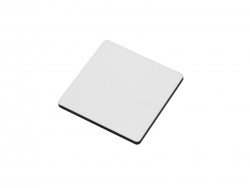 Small Square Hardboard Fridge Magnet (6*6*0.3cm)